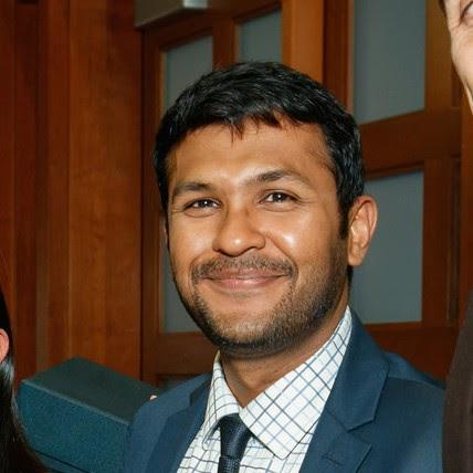 Arnab Nandi, Founder of Mobikit
